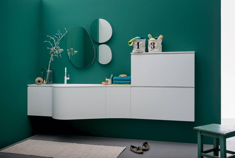 Piastrelle Bagno Da Sogno : Progettare il bagno con lo studio selectiv di brunico