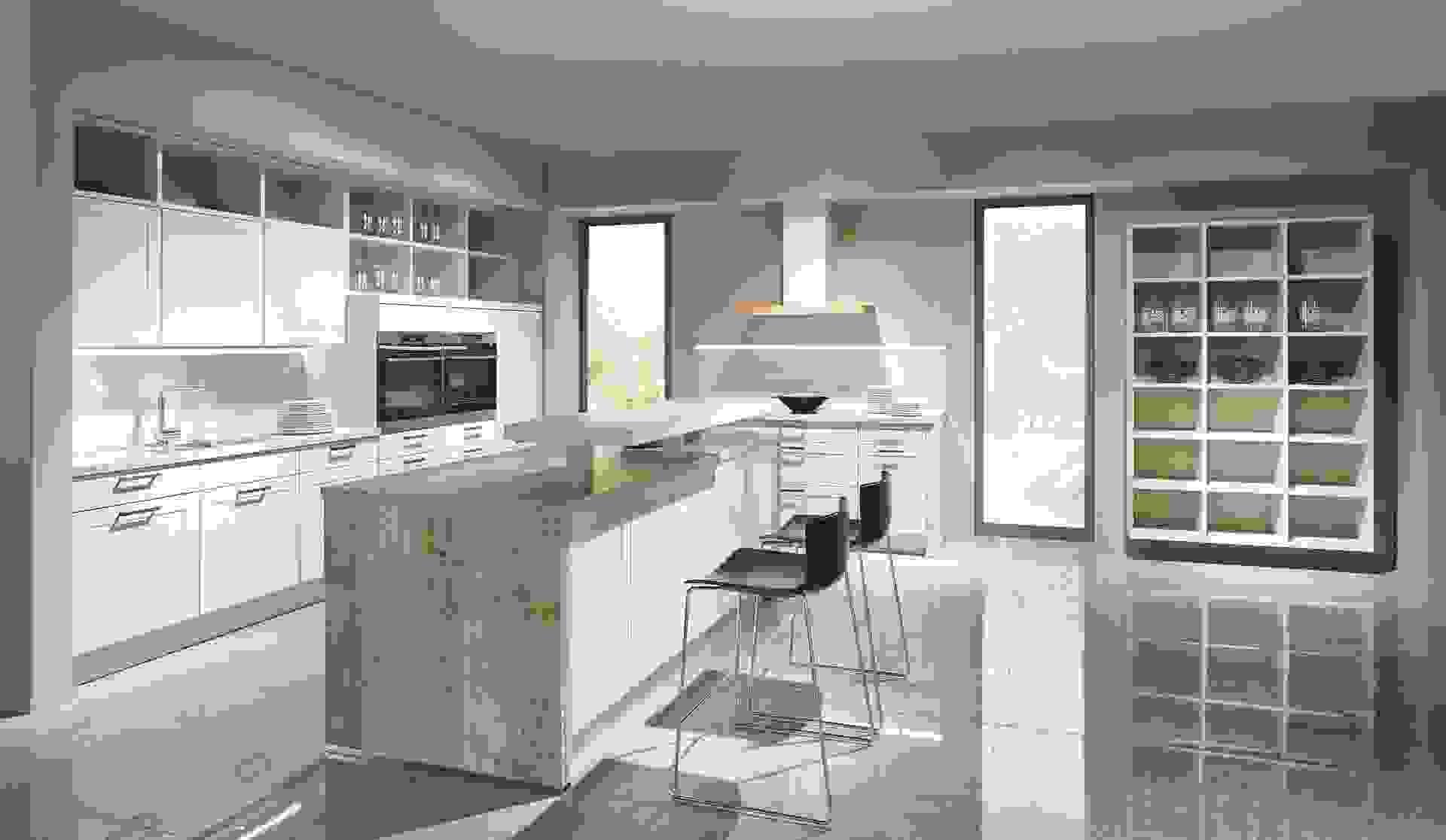 Progettare la propria cucina con lo studio selectiv di brunico - Progettare la cucina ...