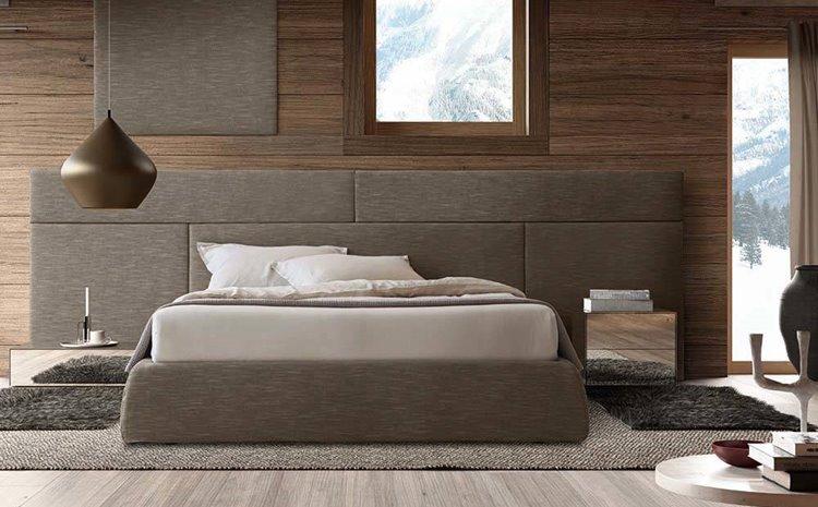Idee per arredare la camera da letto. Studio SELECTIV