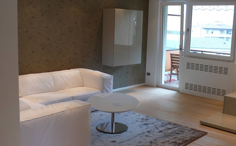 Restyling Privatwohnung