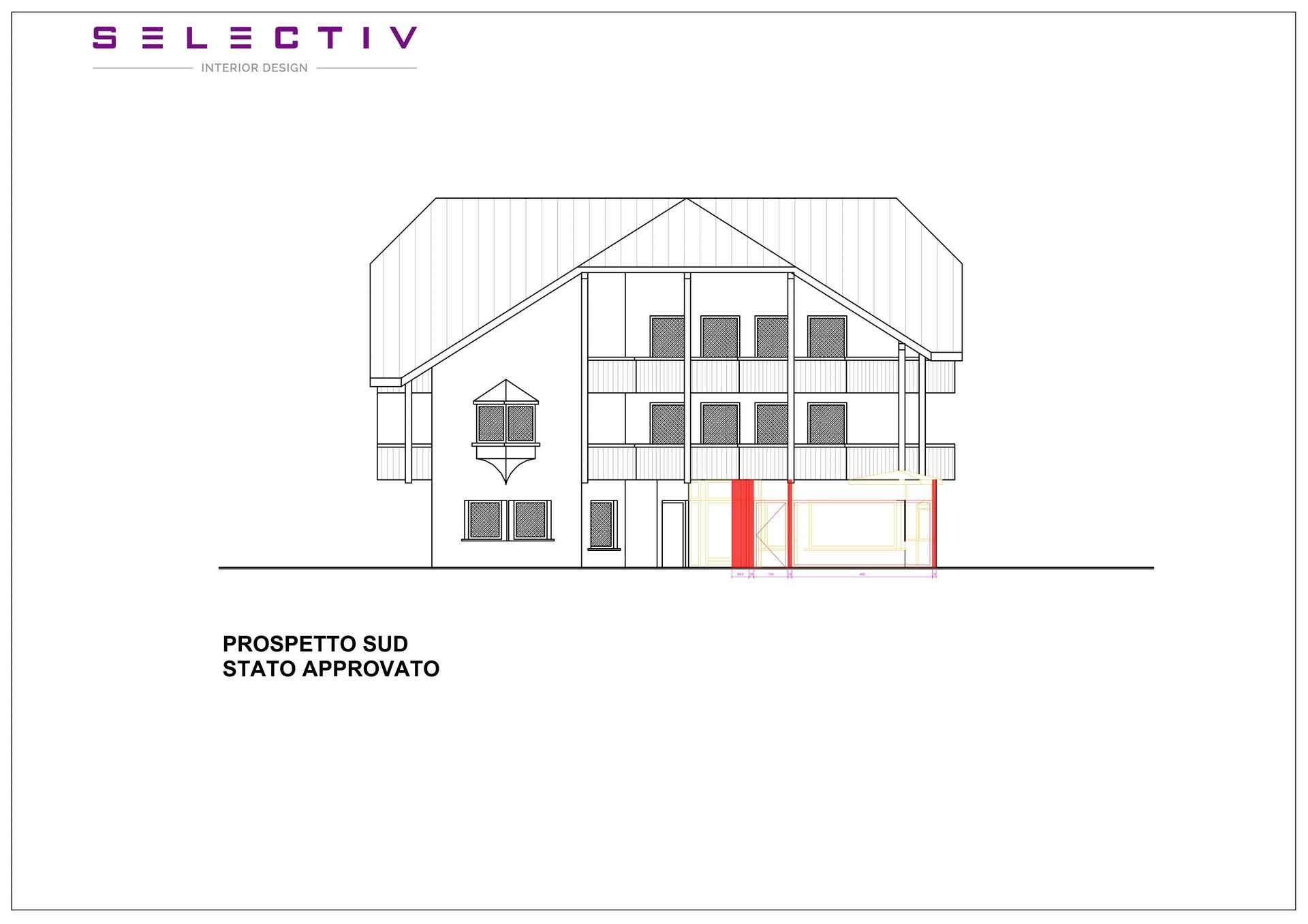 Novit e progetti attuali dei design interni di selectiv for Progetti design interni